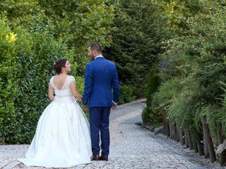 O casamento de Catarina e António