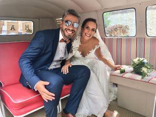 O casamento de Diogo e Inês