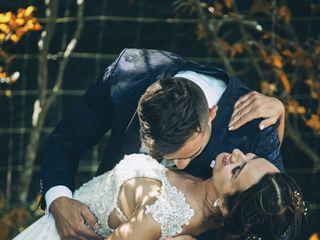 O casamento de Maria  e Manuel
