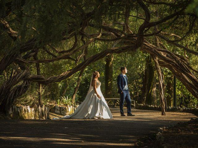 O casamento de João e Telma em Amoreira, Almeida 1
