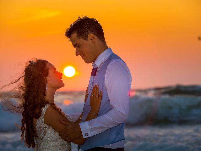 O casamento de Telma e João