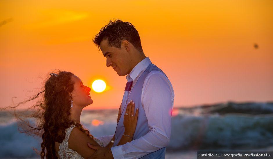 O casamento de João e Telma em Amoreira, Almeida