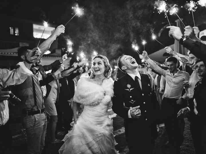 O casamento de Mariana e Nicolas