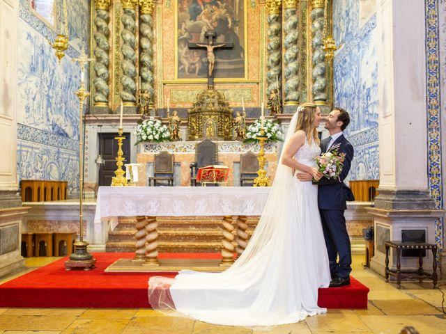 O casamento de Miguel e Inês em Colares, Sintra 55