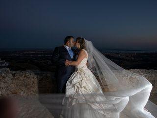 O casamento de Rita e Mario Rui