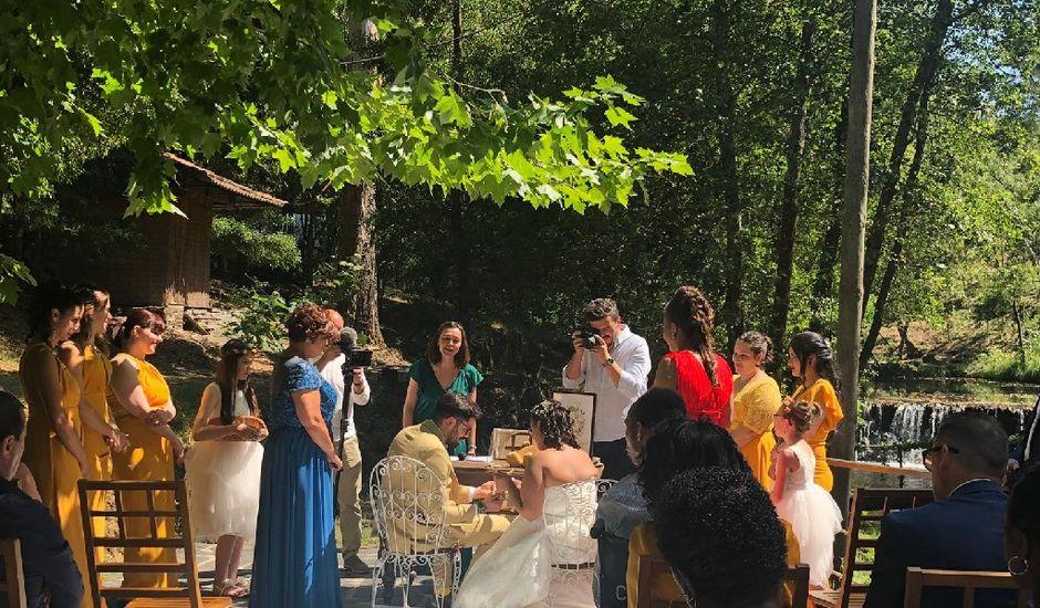 O casamento de Dulce e Ricardo em Aguiar de Sousa, Paredes