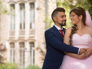O casamento de Marisa e Carlos