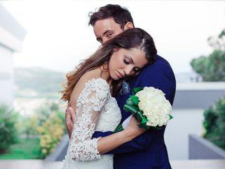 O casamento de Filipa e Laury