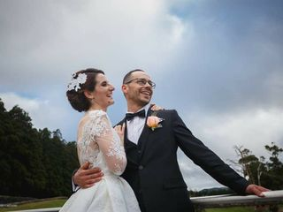 O casamento de Elisabete  e João