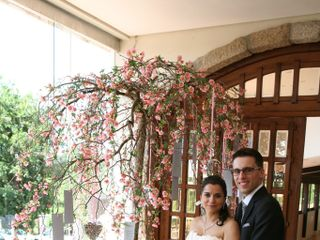 O casamento de Mónica e Miguel 1