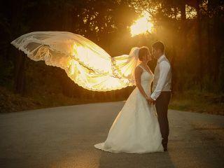 O casamento de Stéphanie e Alain
