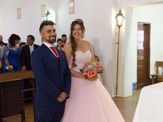 O casamento de Carlos e Marisa em São Martinho do Porto, Alcobaça 25