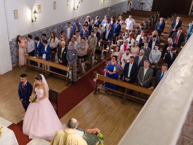 O casamento de Carlos e Marisa em São Martinho do Porto, Alcobaça 26