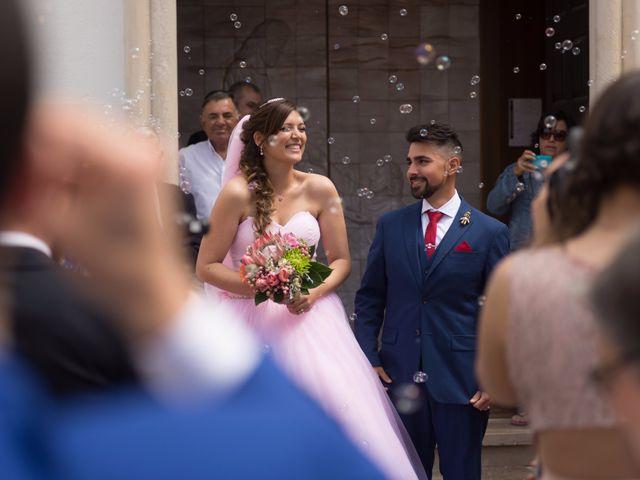O casamento de Carlos e Marisa em São Martinho do Porto, Alcobaça 34