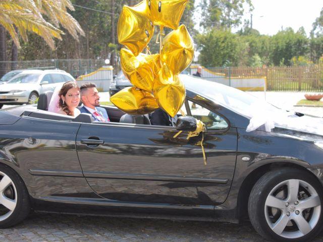 O casamento de Carlos e Marisa em São Martinho do Porto, Alcobaça 43