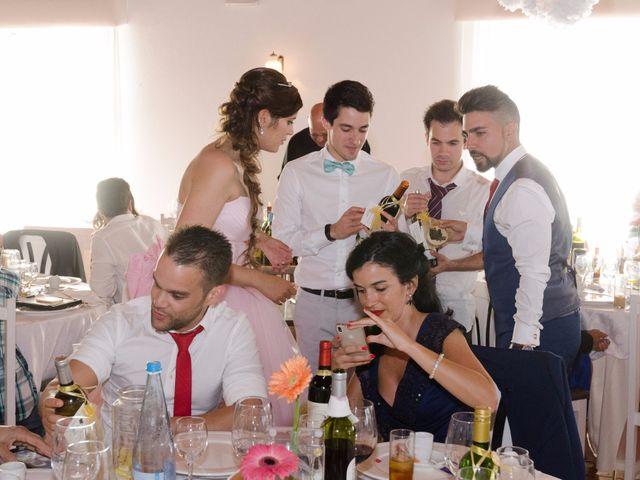 O casamento de Carlos e Marisa em São Martinho do Porto, Alcobaça 58