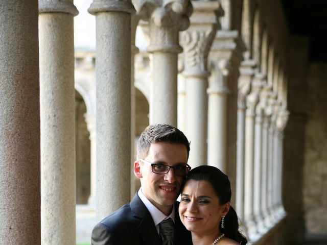 O casamento de Miguel e Mónica em Burgães, Santo Tirso 4