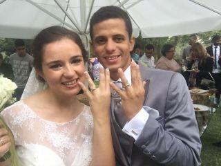 O casamento de Andreia e Julio