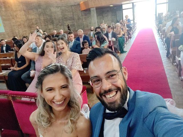 O casamento de Fábio e Sara