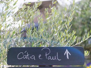 O casamento de Cátia e Paul 1