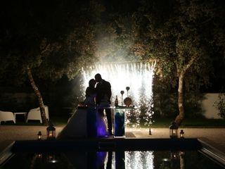 O casamento de Susana e Pedro