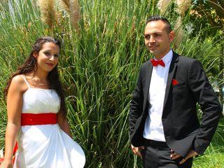 O casamento de Fátima e Luís