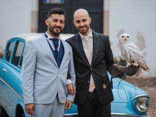 O casamento de Rui     e Ricardo