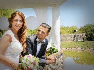 O casamento de Marisa e Hugo
