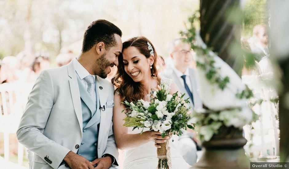 O casamento de Phael e Sara em Vila Nova de Famalicão, Vila Nova de Famalicão