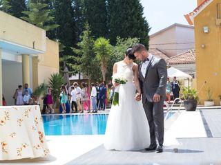O casamento de Bia e Zé Carlos