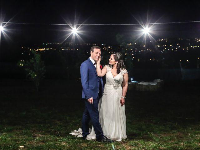 O casamento de Teresa e Ricardo