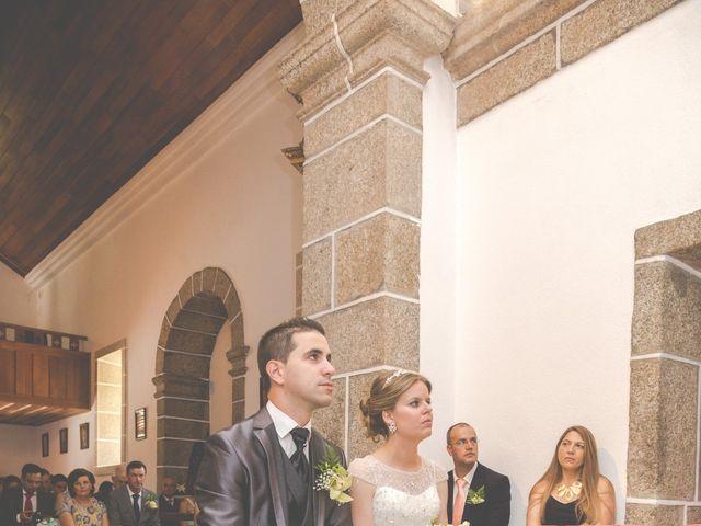O casamento de Fábio e Tânia em Pinheiro de Ázere, Santa Comba Dão 24