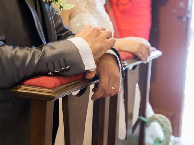 O casamento de Fábio e Tânia em Pinheiro de Ázere, Santa Comba Dão 25