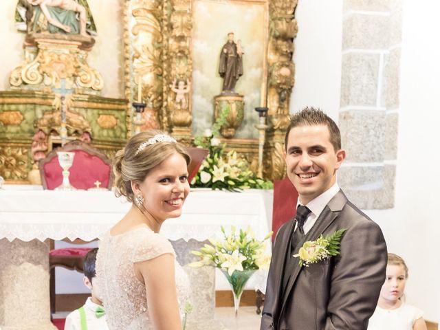 O casamento de Fábio e Tânia em Pinheiro de Ázere, Santa Comba Dão 26