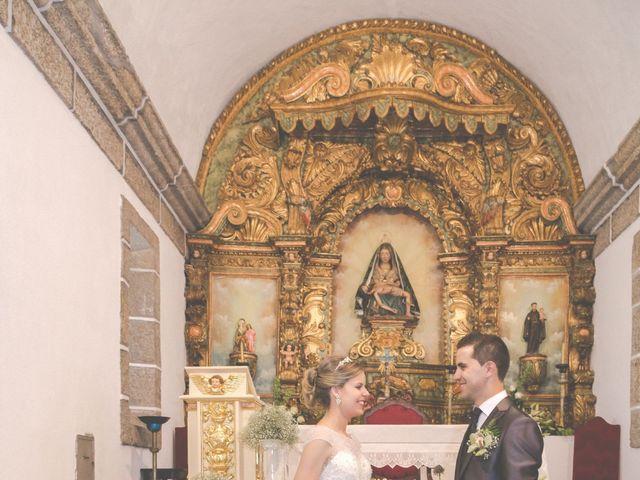 O casamento de Fábio e Tânia em Pinheiro de Ázere, Santa Comba Dão 28