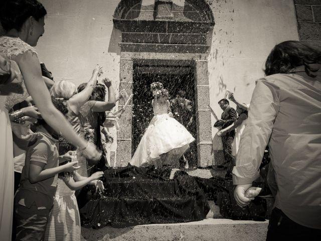 O casamento de Fábio e Tânia em Pinheiro de Ázere, Santa Comba Dão 29