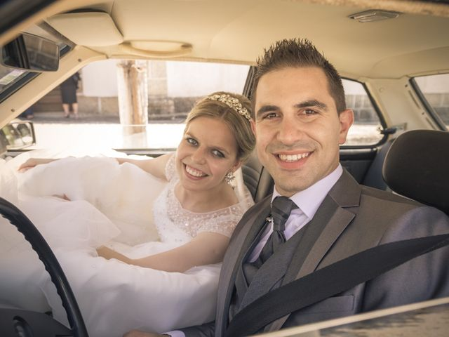 O casamento de Fábio e Tânia em Pinheiro de Ázere, Santa Comba Dão 30