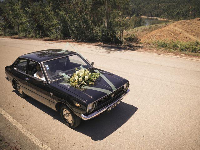 O casamento de Fábio e Tânia em Pinheiro de Ázere, Santa Comba Dão 31