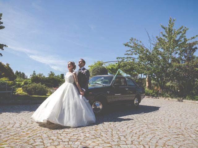 O casamento de Fábio e Tânia em Pinheiro de Ázere, Santa Comba Dão 43