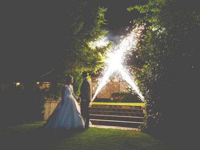 O casamento de Tânia e Fábio