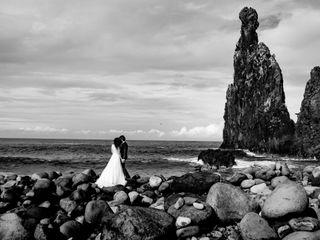O casamento de Cláudio  e Ana