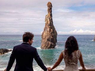 O casamento de Cláudio  e Ana  2