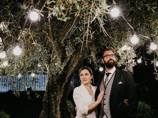 O casamento de Shona e Pedro