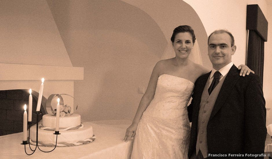 O casamento de Miguel e Ana em Torrão, Alcácer do Sal