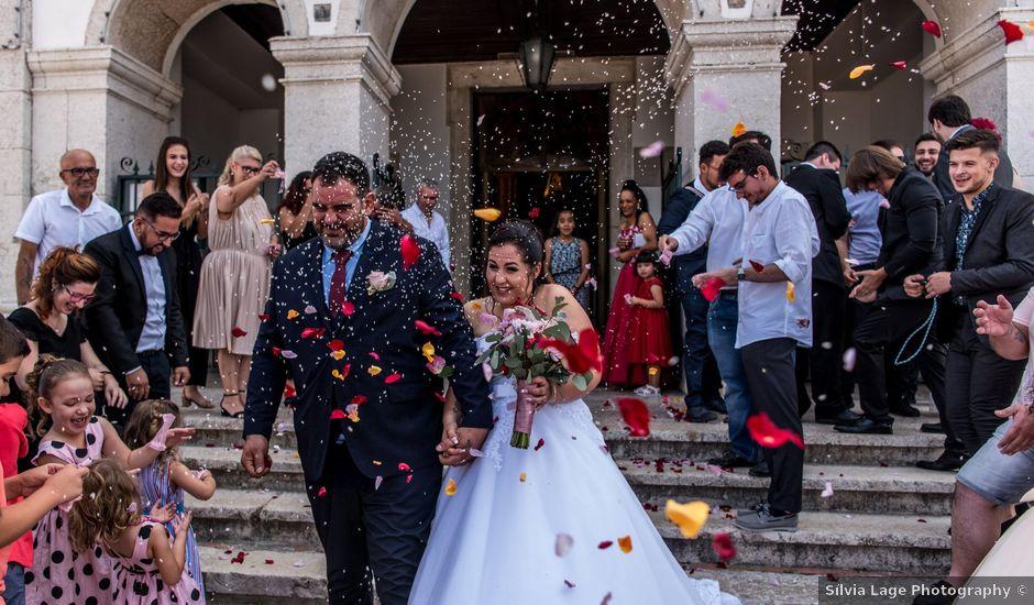 O casamento de Sérgio e Sandra em Atalaia, Montijo
