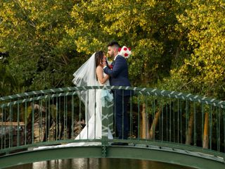 O casamento de Jessica e Fred