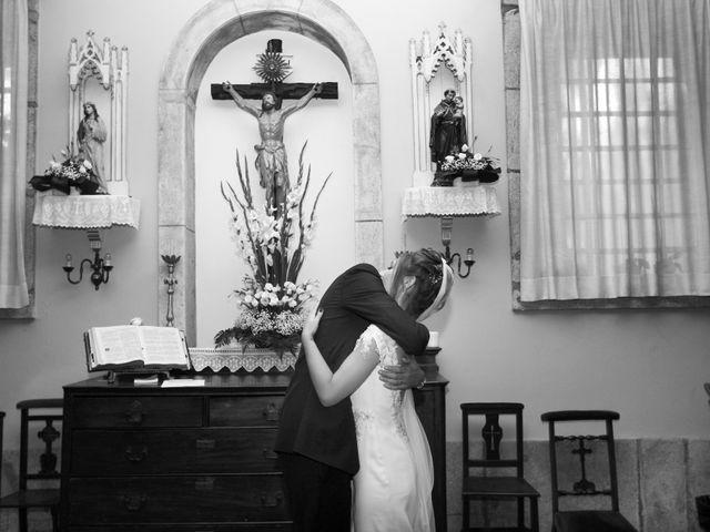 O casamento de Patrícia e Rui