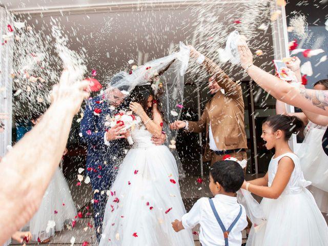 O casamento de Fred e Jessica em São João do Estoril, Cascais 2
