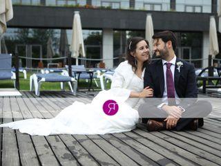 O casamento de Teresa e Hugo