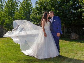 O casamento de Iria e João